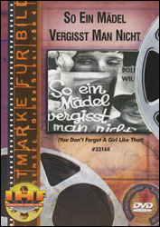 So Ein Mädel Vergisst Man Nicht (You Don't Forget A Girl Like That) (Dolly Haas, Willi Forst) DVD - www.ihfhilm.com