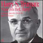 "Harry S. Truman: ""Give ""Em Hell, Harry"" CD - www.ihfhilm.com"