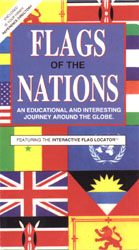 Flags Of The Nations: An Educational & Interesting Journey Around The Globe (VHS Tape) - www.ihfhilm.com