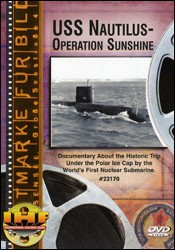 USS Nautilus: Operation Sunshine DVD - www.ihfhilm.com