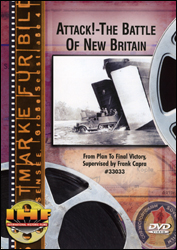 Attack! Battle Of New Britain DVD - www.ihfhilm.com