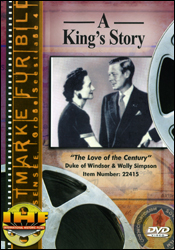 A King's Story : The Love Story of the Century (Duke and Duchess of Windsor) DVD - www.ihfhilm.com