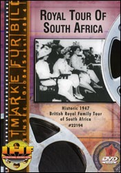 Royal Tour Of South Africa DVD - www.ihfhilm.com
