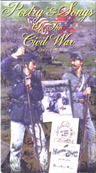 Poetry & Songs Of The Civil War 1861-1865 (VHS Tape) - www.ihfhilm.com