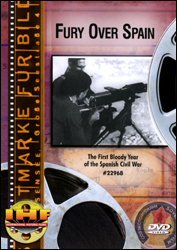 Fury Over Spain DVD - www.ihfhilm.com