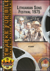 The Lithuanian Song Festival 1975 DVD - www.ihfhilm.com