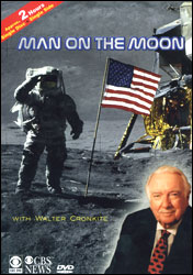 Man On The Moon (Narrated By Walter Cronkite) (DVD) - www.ihfhilm.com
