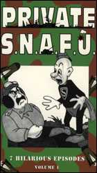 Private Snafu 7 Episodes  (VHS Tape) - www.ihfhilm.com