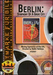 Berlin-Symphony Of A Great City DVD - www.ihfhilm.com
