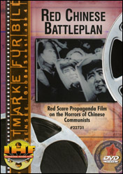 Red Chinese Battleplan DVD - www.ihfhilm.com