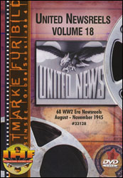 United Newsreels Volume 18 DVD - www.ihfhilm.com