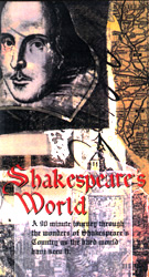 Shakespeare's World. (VHS Tape) - www.ihfhilm.com