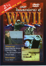 WW2 - Eyewitness To War (DVD) - www.ihfhilm.com