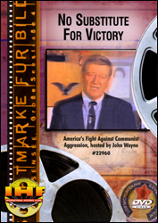 No Substitute For Victory DVD - www.ihfhilm.com