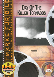 Day Of The Killer Tornados DVD - www.ihfhilm.com