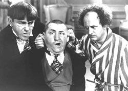 The Three Stooges (VHS Tape) - www.ihfhilm.com
