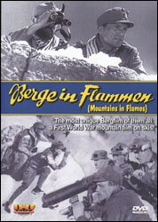 Berge in Flammen (Mountains in Flames) DVD - www.ihfhilm.com