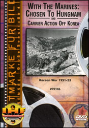 With The Marines: Chosen To Hungnam Plus Carrier Action Off Korea DVD - www.ihfhilm.com