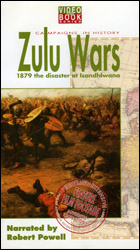 Zulu Wars-1879 The Disaster at Isandhlwana  (VHS Tape) - www.ihfhilm.com