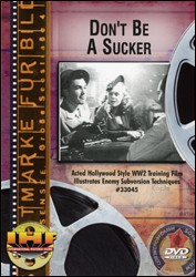 Don't Be A Sucker DVD - www.ihfhilm.com