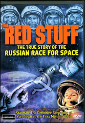 The Red Stuff - The True Story Of The Russian Race For Space (DVD) - www.ihfhilm.com