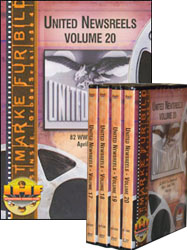 United Newreels 4 DVD Set <br>(Vol 17 - Vol 20) - www.ihfhilm.com