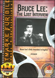 Bruce Lee: The Lost Interview DVD - www.ihfhilm.com