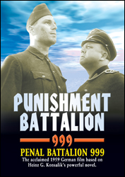 Punishment Battalion 999 (Strafbataillon 999) DVD - www.ihfhilm.com