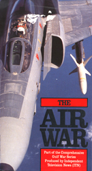 Part Of The Comprehensive Gulf War Series: The Air War (VHS Tape) - www.ihfhilm.com