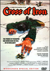 Cross of Iron Widescreen Special Edition (Sam Peckinpah) DVD - www.ihfhilm.com