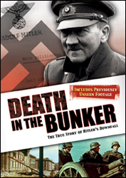 Death In The Bunker - The True Story of Hitler's Downfall DVD - www.ihfhilm.com