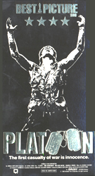 Platoon : Oliver Stone (VHS Tape) - www.ihfhilm.com
