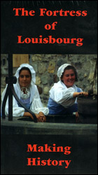 Fortress Of Louisbourg  (VHS Tape) - www.ihfhilm.com