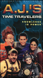 A.J.'S Time Travelers  (VHS Tape) - www.ihfhilm.com