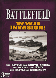 Battlefield: WW2 Invasion DVD - www.ihfhilm.com
