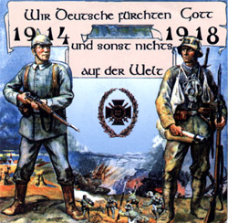 German WWI 1914 - 1918 Military Music! - www.ihfhilm.com