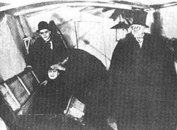 The Cabinet Of Dr. Caligari (VHS Tape) - www.ihfhilm.com