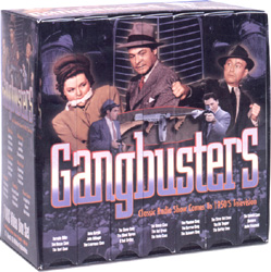 Gangbusters: Classic Radio Show To 50's TV (VHS Tape) - www.ihfhilm.com