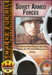 Soviet Armed Forces (I Serve the Soviet Union) DVD - www.ihfhilm.com