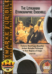The Lithuanian Ethnographic Ensemble DVD - www.ihfhilm.com