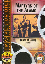Martyrs of the Alamo (Birth of Texas) DVD & Davy Crocket Fall of the Alamo - www.ihfhilm.com