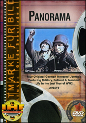 Panorama: (Color German Wartime Newsreels )DVD Educational Edition - www.ihfhilm.com