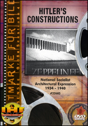 Hitler's Constructions (Die Bauten Adolf Hitlers)  (Nazi Architecture)  DVD Educational Edition - www.ihfhilm.com
