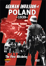 German Invasion Of Poland 1939  DVD Educational Edition - www.ihfhilm.com