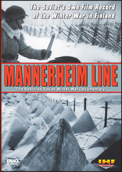 Mannerheim Line (Russian Winter War) DVD Educational Edition - www.ihfhilm.com