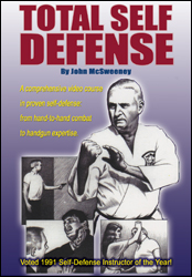 Total Self Defense (John McSweeney) DVD Educational Edition - www.ihfhilm.com