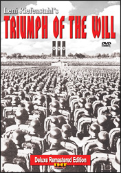 Triumph of the Will (Triumph Des Willens)(Leni Riefenstahl, 1935) Remastered Deluxe DVD Educational Edition - www.ihfhilm.com