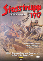 Stosstrupp 1917 (Shock Troop) DVD Educational Edition - www.ihfhilm.com