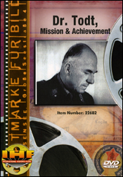 Dr.  Fritz Todt, Mission And Achievement  (Autobahn)  (Die Reichsautobahn) DVD Educational Edition - www.ihfhilm.com