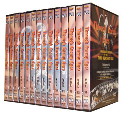 Through Enemy Eyes (German Newsreels)<BR> Complete 14 Volume DVD Set Educational Edition - www.ihfhilm.com